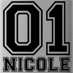 Nicole - Name - Trinkflasche