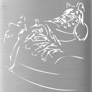 Sneakers - Trinkflasche