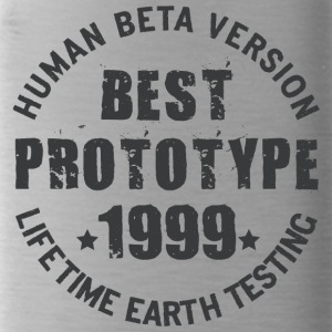 1999 - The birth year of legendary prototypes - Water Bottle
