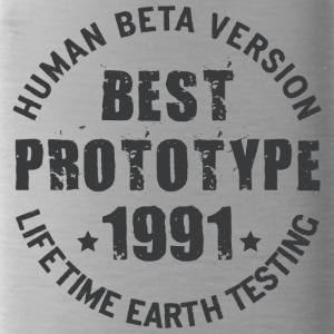 1991 - The birth year of legendary prototypes - Water Bottle