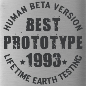 1993 - The year of birth of legendary prototypes - Water Bottle