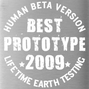 2009 - The birth year of legendary prototypes - Water Bottle