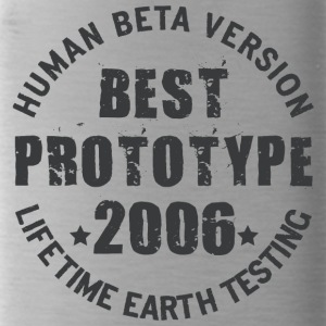 2006 - The birth year of legendary prototypes - Water Bottle