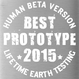2015 - The birth year of legendary prototypes - Water Bottle