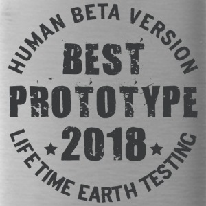 2018 - The birth year of legendary prototypes - Water Bottle