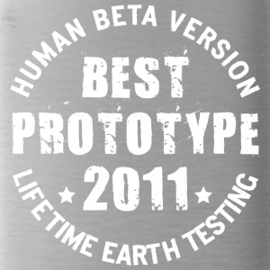 2011 - The birth year of legendary prototypes - Water Bottle