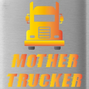 autista Trucker / camion: Madre Trucker - Borraccia