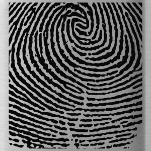 fingerprint - Water Bottle