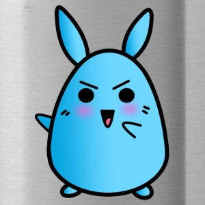 Chibi Anime Rabbit - Direction T-Shirt - Water Bottle