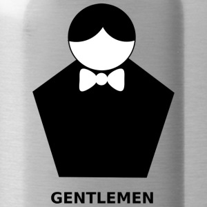 gentlemen - Water Bottle