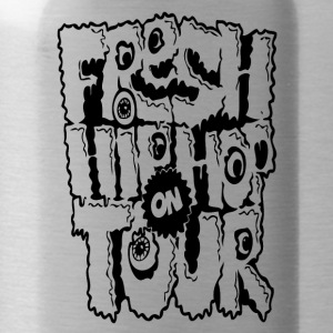 Fresh Hip Hop On Tour - Water Bottle