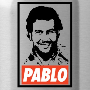 Pablo Escobar Obey - Narcos - Water Bottle