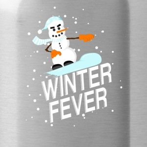 Winter Fever - Trinkflasche