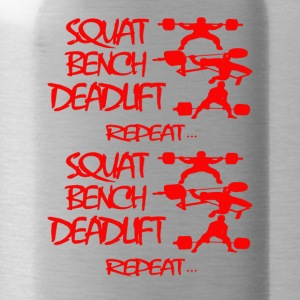 REPEAT Powerlifting - Drinkfles