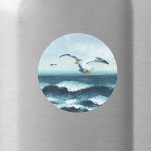 seagulls - Water Bottle
