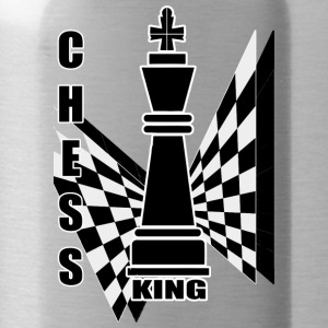 Chess King - Water Bottle