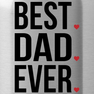 Best Dad Ever Love Fathers day - fathers day - Water Bottle