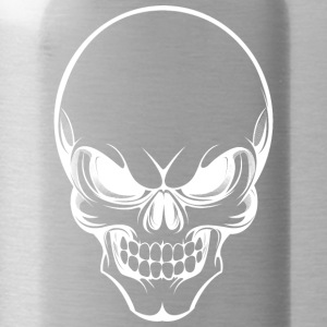 Dead skull 002 AllroundDesigns - Water Bottle