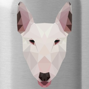 English Bull Terrier Artwork - Water Bottle