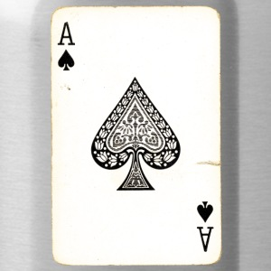 Games Card Ace Of Spades - Drinkfles