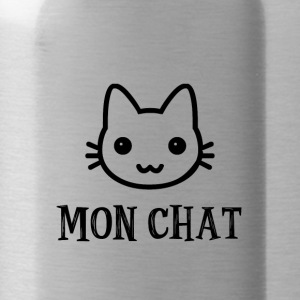 Mon_chat - Drinkfles