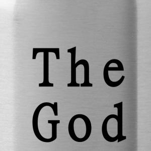 The_god - Trinkflasche