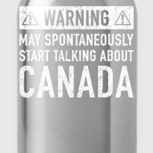 Canada Original Gift: Order Here - Water Bottle