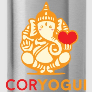 CorYogui - Water Bottle