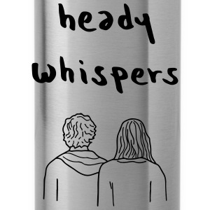 HEADY WHISPERS EP - Water Bottle
