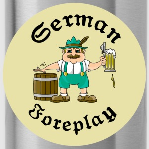 German Foreplay - Water Bottle