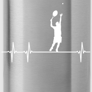 Heartbeat Tennis - Drinkfles