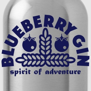 Blueberry Gin - Water Bottle