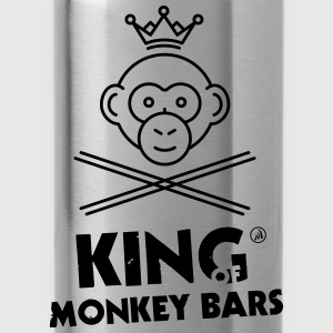 King of Affe Bars - Trinkflasche