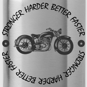 Harder Better Faster Stronger - Drinkfles