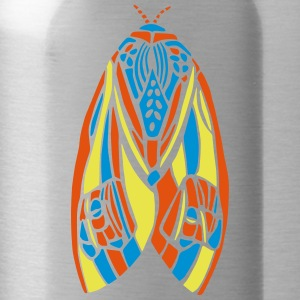 Stained Glass Moth - Drikkeflaske