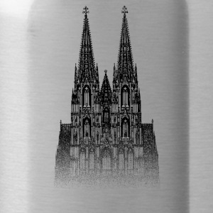 Around The World: Dom - Cologne - Water Bottle
