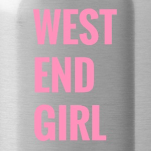 West end girl - Trinkflasche