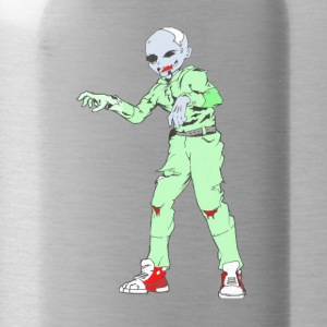 Zombie Collection: Zombie Man - Water Bottle