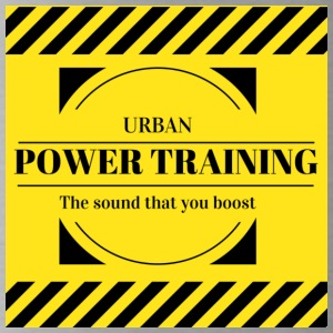 URBAN POWER TRAINING - Water Bottle