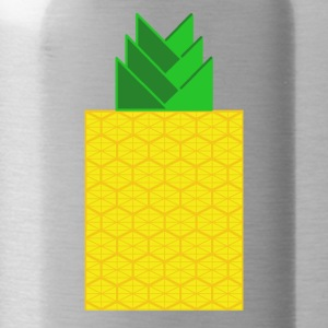 DIGITAL FRUITS - Digitale ANANAS - Digi Pineapple - Trinkflasche