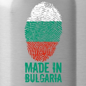 Made in Bulgaria / Gemacht in Bulgarien България - Trinkflasche