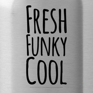 Fresh Funky Cool - Trinkflasche