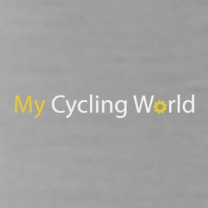 my cycling world - Trinkflasche