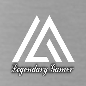 Legendary_Gamer Logo - Borraccia