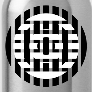 Circle Cut - Water Bottle