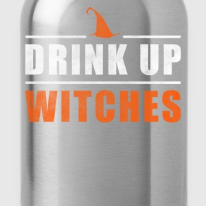 Halloween Drink up Witches outfit - Water Bottle