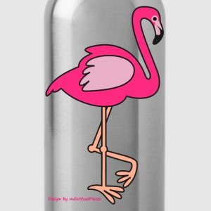 flamingo - Water Bottle