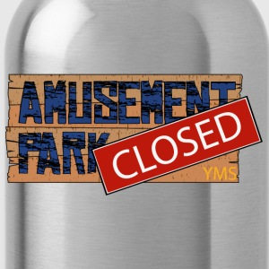 Amusement Park Sign Rough YMS - Drinkfles
