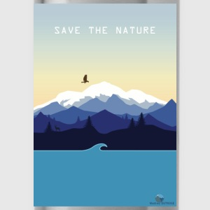 Save Nature - Drinkfles