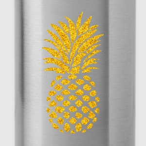 Pineapple Summer Vibe - Vattenflaska